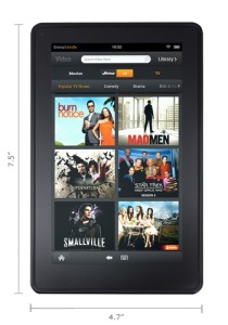image of Kindle Fire